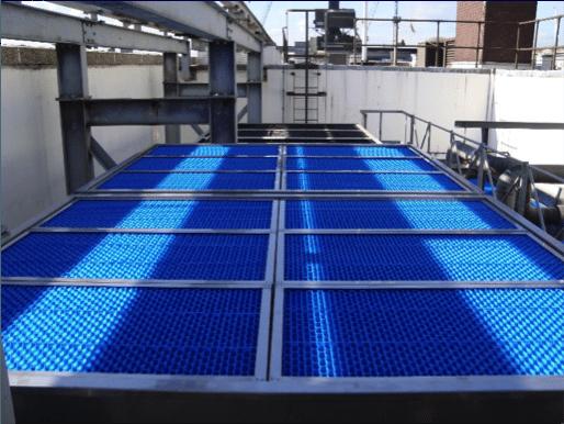Drift Eliminators Vistech Cooling Systems Limited