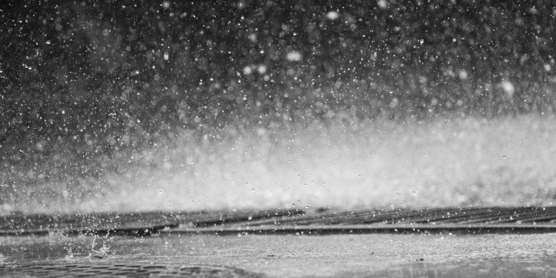 Drift Eliminator Droplets